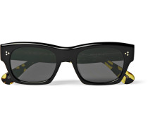 Isba Square-frame Acetate Sunglasses