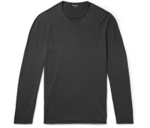 Slim-fit Cashmere-blend Sweater