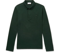 Paris Stretch-cotton Piqué Polo Shirt