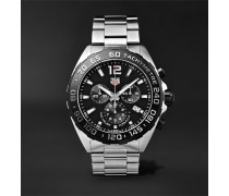 Formula 1 Chronograph 43mm Stainless Steel Watch
