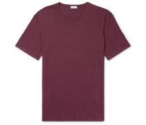 Cotton And Modal-blend T-shirt