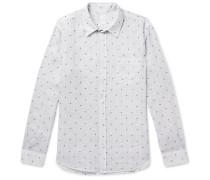 Fil Coupé Linen Shirt