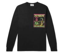 Circumstances Printed Cotton-Jersey T-Shirt