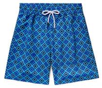 Angra Long-length Printed Swim Shorts