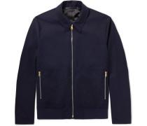 Storm System Wool Blouson Jacket
