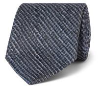 9cm Puppytooth Silk Tie