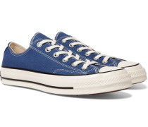Chuck 70 Ox Canvas Sneakers - Blue