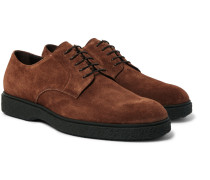Ferdia Suede Derby Shoes