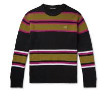 Nema Striped Wool Sweater