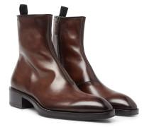 Venezia Leather Chelsea Boots