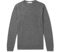 Slim-Fit Merino Wool Sweater