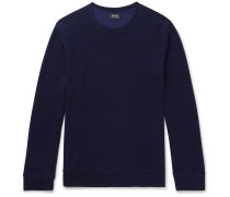 Jeremie Cotton-blend Terry Sweatshirt