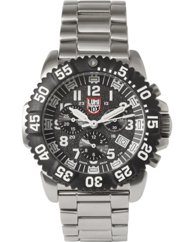 Colourmark 3182 Stainless Steel Chronograph Watch