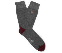 + Corgi Cotton-blend Socks
