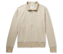 Wool-Blend Track Jacket