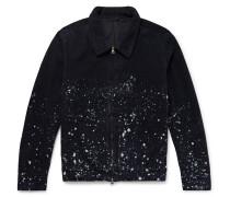 Harrison Bleached Cotton-Corduroy Jacket