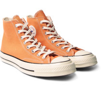 1970s Chuck Taylor All Stars Canvas High-top Sneakers