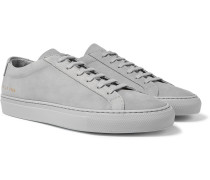 Original Achilles Nubuck Sneakers - Gray