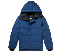 MacMillan Quilted Arctic Tech Hooded Down Parka