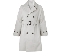 + Goodwood Cotton-Gabardine Trench Coat
