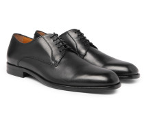 Cardiff Leather Derby Shoes