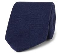 9cm Cashmere Tie - Blue