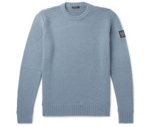 Southview Virgin Wool And Cashmere-blend Sweater