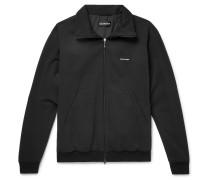 Slim-fit Jersey Track Jacket