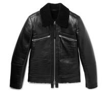 Shearling Jacket - Black