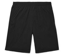 Dekro Reflective Printed Stretch-nylon Drawstring Shorts