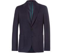 Wool And Cashmere-blend Blazer