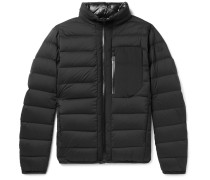 Arbas Quilted Shell Down Jacket