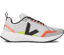 Condor Rubber-Trimmed Mesh Running Sneakers