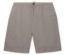 Reflective Ripstop Drawstring Shorts