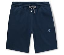 Vincent Slim-Fit Fleece-Back Cotton-Jersey Drawstring Shorts