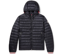 Giroux Quilted Shell Down Jacket - Navy