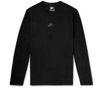Sportswear Tech Pack Cotton-blend Tech Fleece Sweatshirt