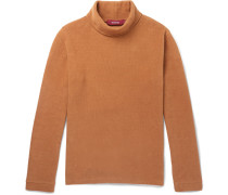 Turner Cotton-blend Rollneck Sweater