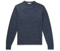 Merino Wool-Blend Sweater