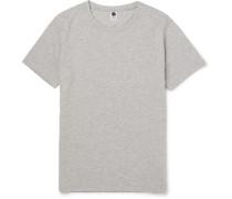 Pima Cotton-blend T-shirt - Gray