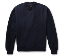 Oversized Loopback Cotton-jersey Sweatshirt
