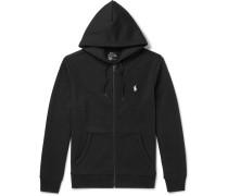 Jersey Zip-up Hoodie