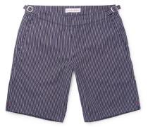 Dane Striped Canvas Shorts