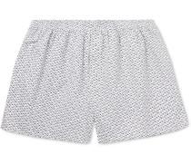 Penguin Printed Cotton Boxer Shorts