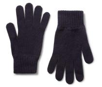 Cashmere Gloves - Navy