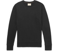 Evert Loopback Organic Cotton-jersey Sweatshirt