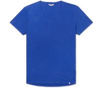 OB-V Slim-Fit Cotton-Jersey T-Shirt