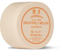 Sandalwood Shaving Cream Bowl, 150g