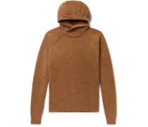 Merino Wool-Blend Hoodie