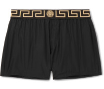 Slim-Fit Swim Shorts